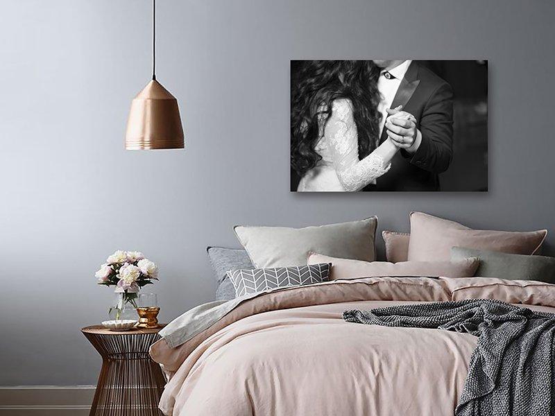 Wedding Canvas Prints CanvasHQ Interesting Bedroom Canvas Prints